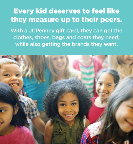 Nonprofit Organizations - JCPenney Gift CardJCPenney Gift Card